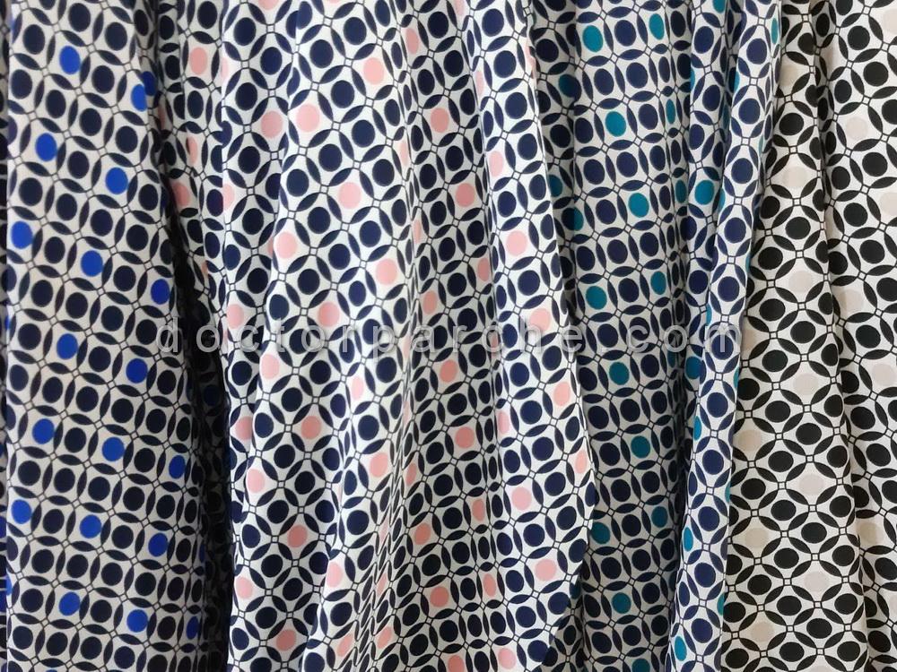 پارچه پیراهنی طرحدار